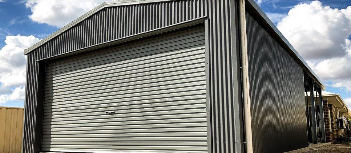 R&F Emerald - Mayne - Garage with Garaport-1